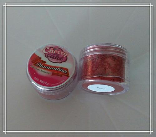 diamantina comestible  para repostería *8 gr. pz.