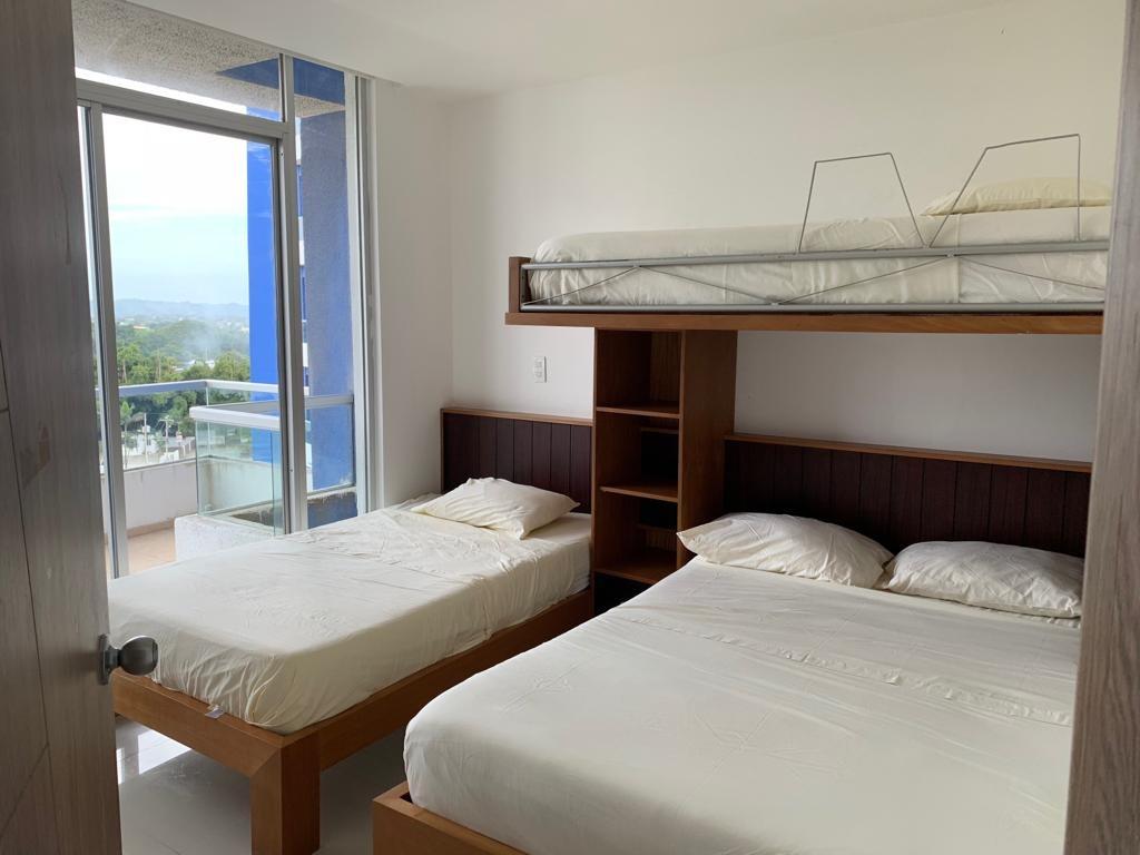 diamond beach departamentos completos de 2 y 3 habitaciones