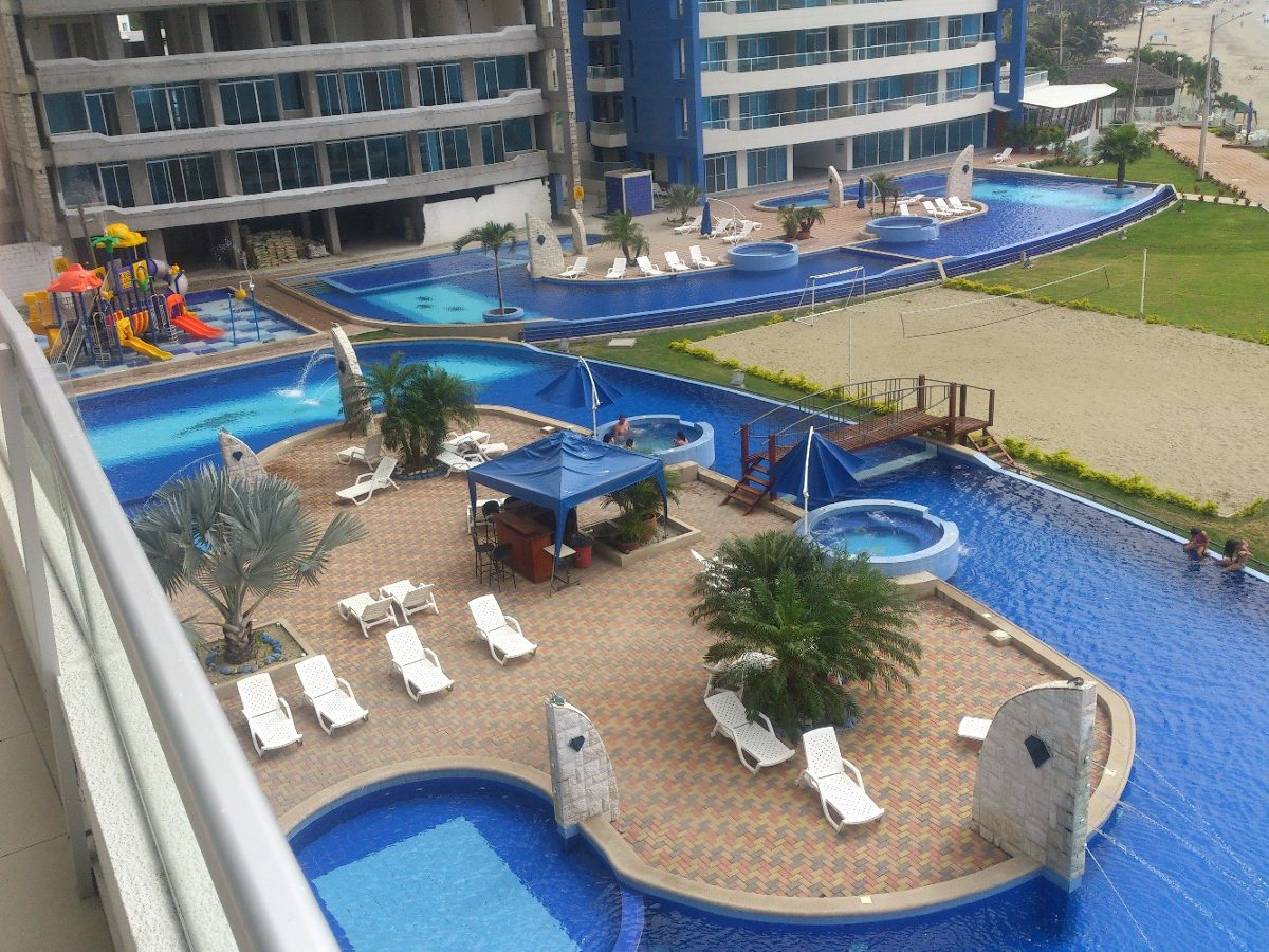 diamond beach renta departamento tonsupa