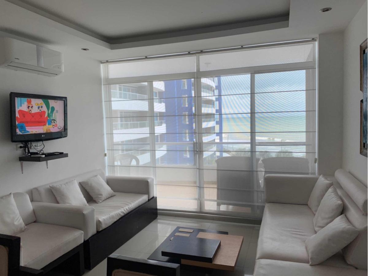 diamond beach tonsupa departamento de 3 habitac. 0988135124