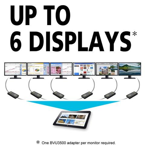 diamond multimedia usb 3.0 a dvi - hdmi video graphics adapt