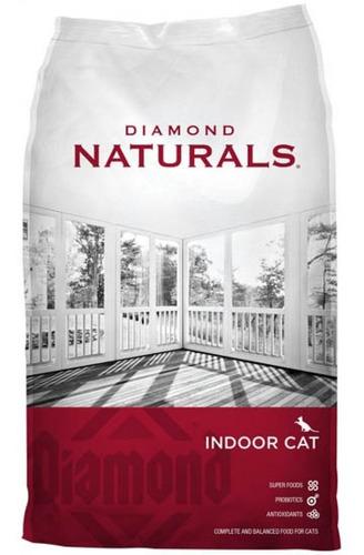 diamond naturals indoor cat 18 lbs