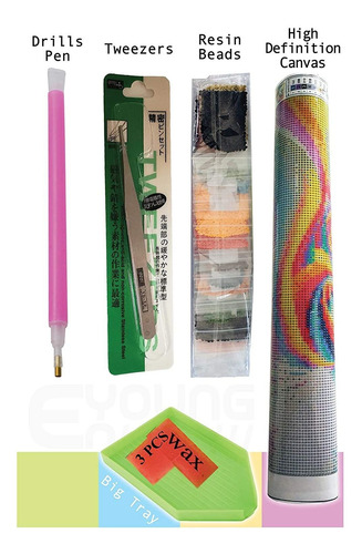 diamond painting kits for adults â¿ d diy diamond paint...