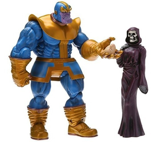 diamond select toys marvel select thanos figura de accion