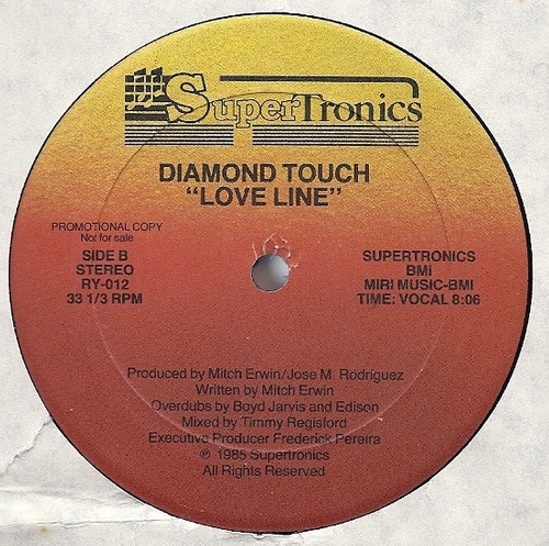 diamond touch   12 single   love live          importado