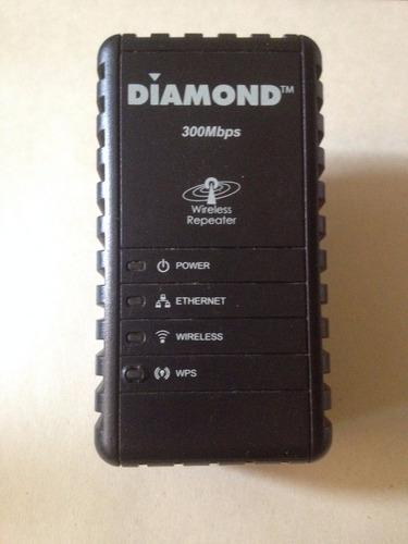 diamond wr300n 300mbps potenciador señal wifi repetidor