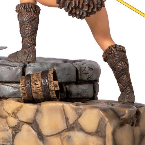 diana - 1/10 bds - dungeons & dragons - iron studios