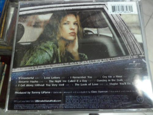 diana krall - cd  album  - the look of love
