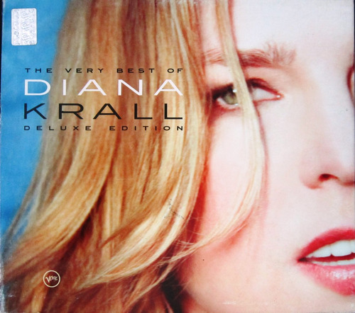 diana krall - the very best of deluxe edition cd & dvd