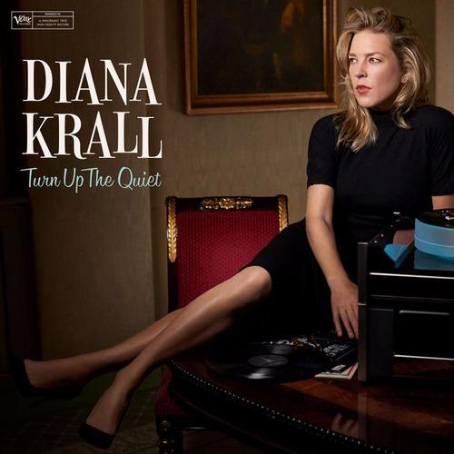 diana krall turn up the quiet cd nuevo en stock original