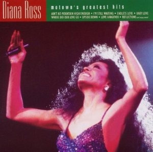 diana ross-motowns's greatest hits cd -hm4-envío gratis