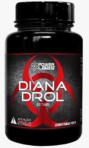 c13f35e14 Dianadrol - 60 Tabs -1000mg- O Melhor Pré Hormonal - R  399