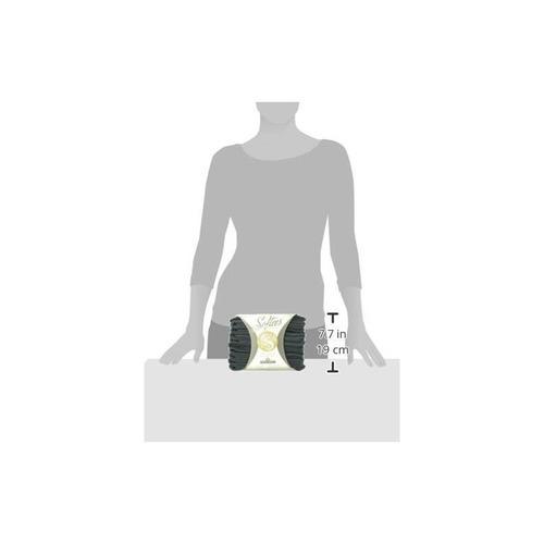 diane softees con duraguard, negro, paquete de 10, 45006