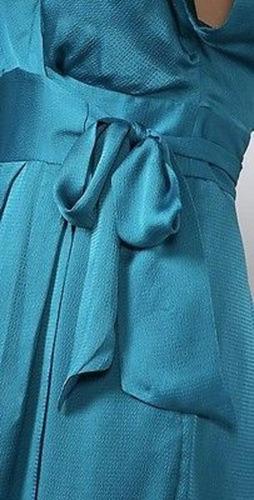 diane von furstenberg vestido kimono talla 2