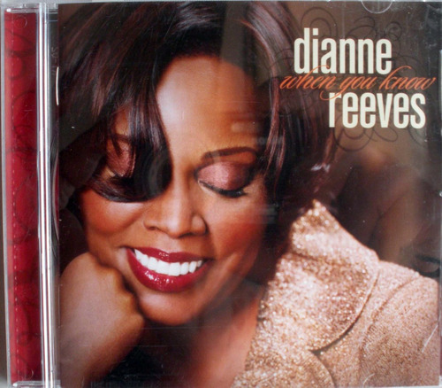 dianne reeves - when you know - cdpromo nacional