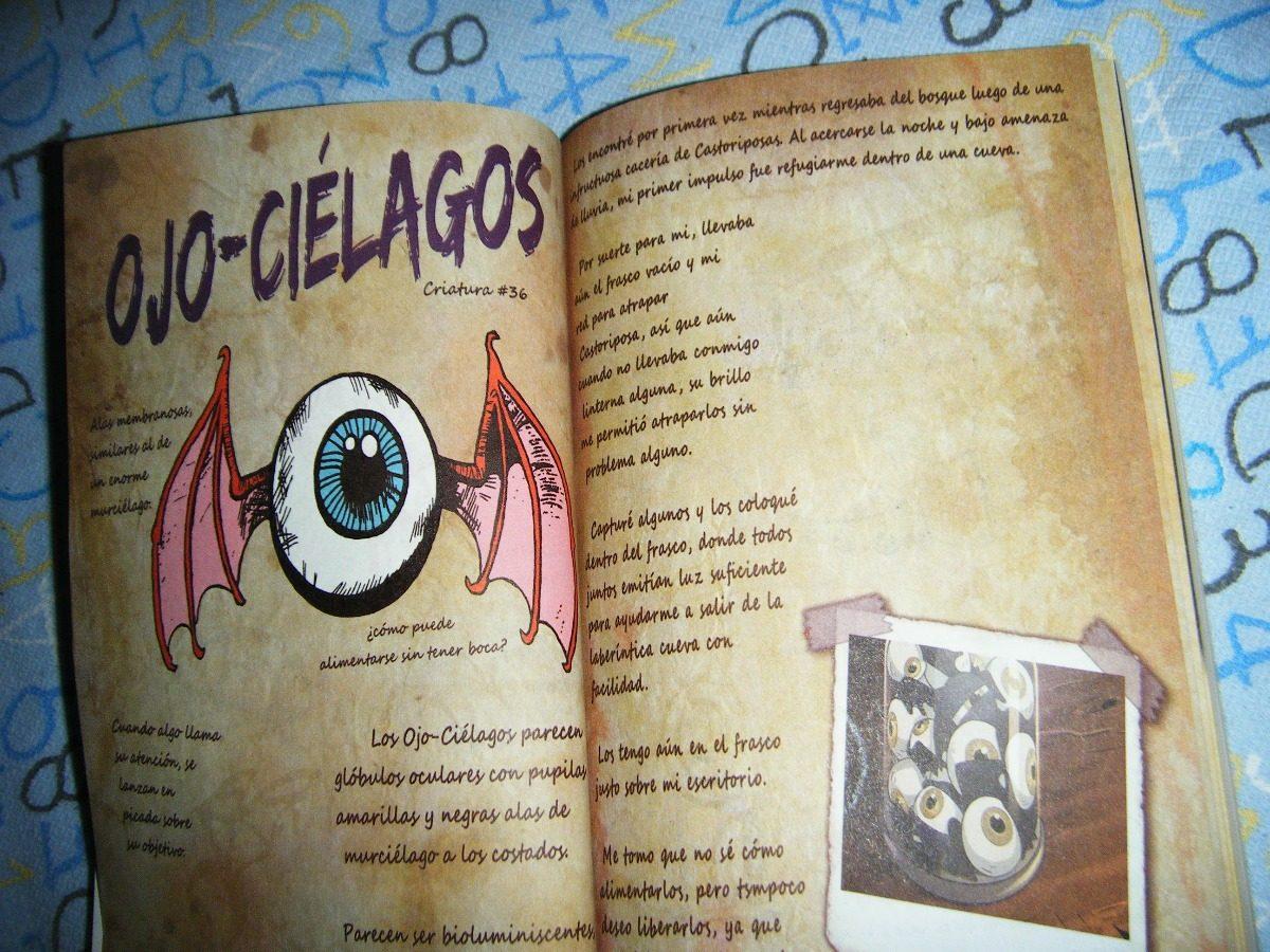 Diario 1 + Diario 2 + Diario 3 Gravity Falls + Luz Uv