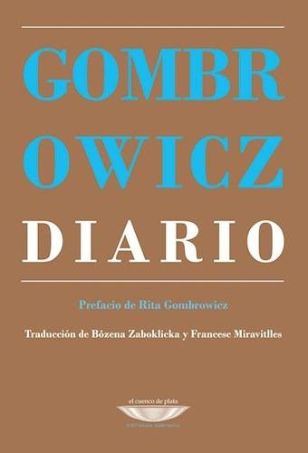 diario (1953-1969), witold gombrowicz, ed. cuenco de plata
