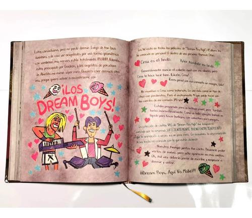 diario 3 gravity falls libro sin tinta invisible pasta dura
