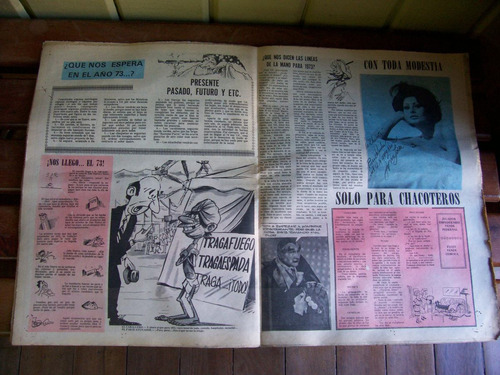 diario antiguo la tercera 02-01-1973