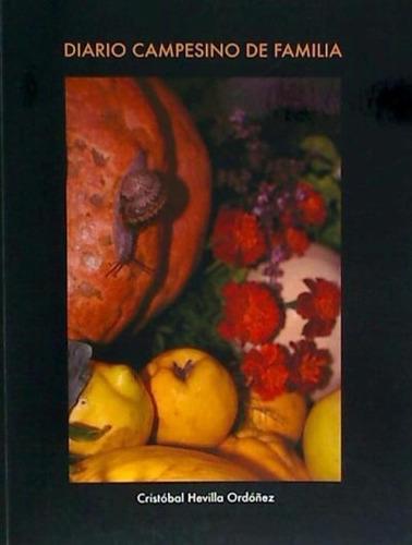 diario campesino de familia(libro )