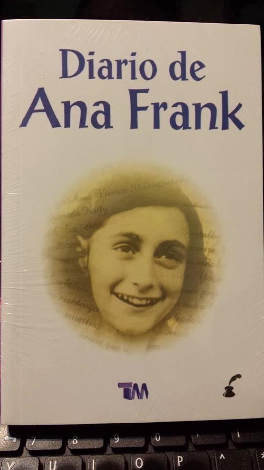 Diario De Ana Frank Anonimo Nuevo Original Cerrado 19500 En