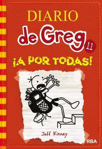 diario de greg 11: a por todas!(libro infantil y juvenil)