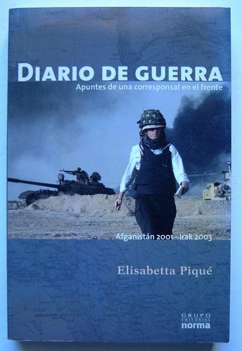 diario de guerra, afganistan 2001-irak 2003