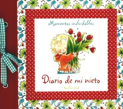 diario de mi nieto(libro )