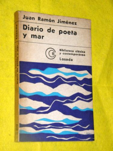 diario de poeta y mar - juan ramón jiménez - losada