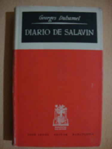 diario de salavin - georges duhamel