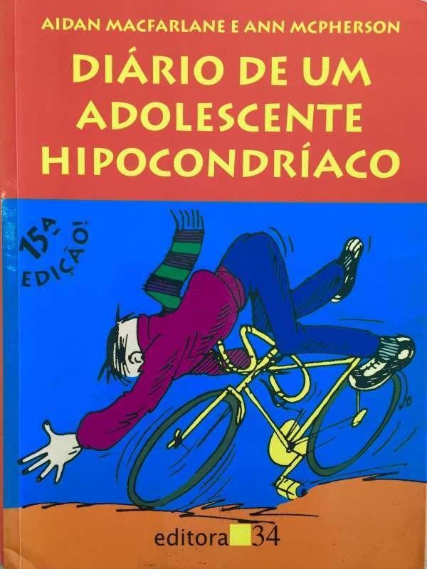 diario de um adolescente hipocondriaco