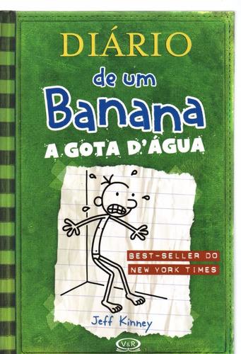 diario de um banana - a gota d'agua - bonellihq cx295 e18