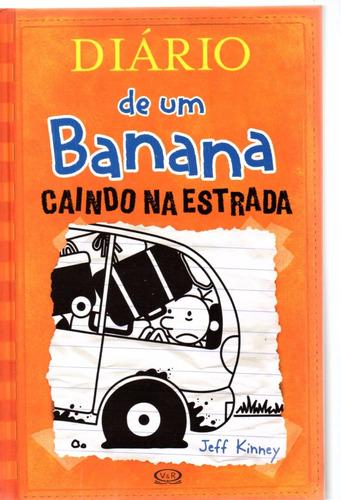 diario de um banana - caindo na estrada  bonellihq cx295 e18