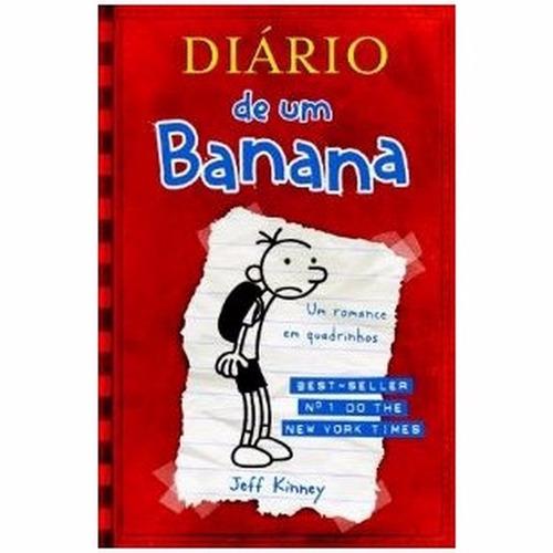 diário de um banana - qualquer livro pelo mesmo valor!!!