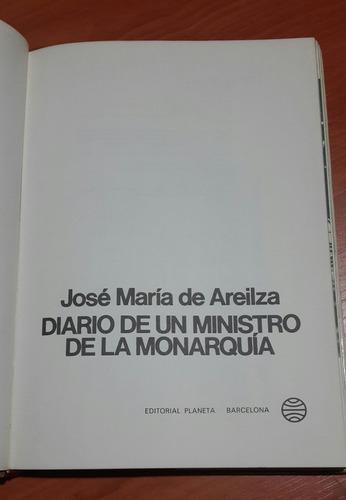 diario de un ministro de la monarquía