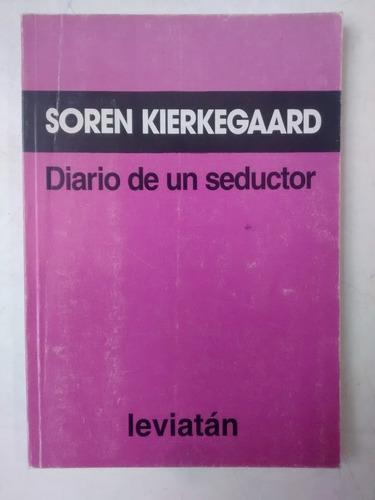 diario de un seductor. soren kierkegaard.