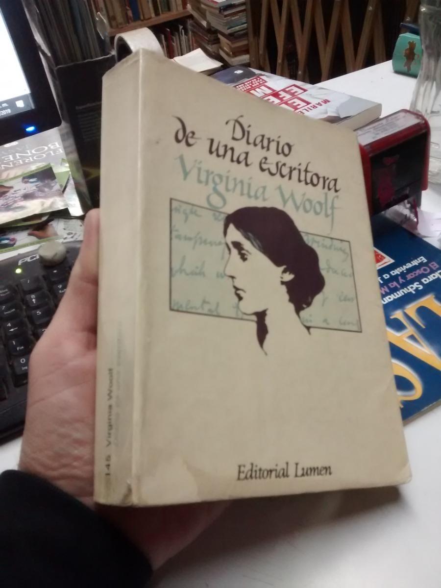 Diario De Una Escritora Virginia Woolf - $ 800,00 en Mercado Libre
