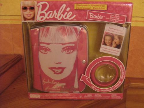 diario de vida electrónico de barbie. nuevo.