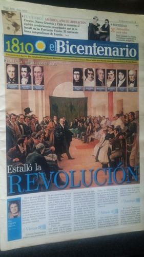 diario del bicentenario 01 ( 1810-1829 ) leer información