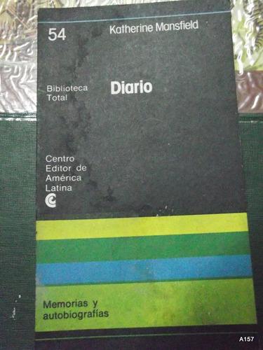 diario, k. mansfield, ceal