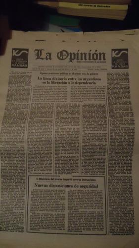 diario la opinión 26 junio 1973