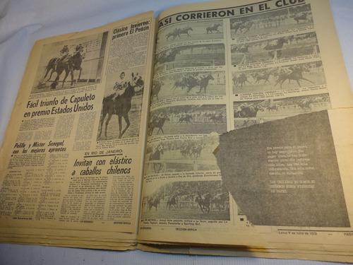 diario la segunda razzia contra el ejercito up 1973