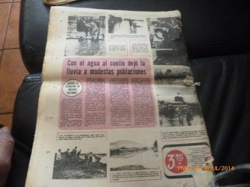 diario la tercera chile eliminado de la copa del mundo 74
