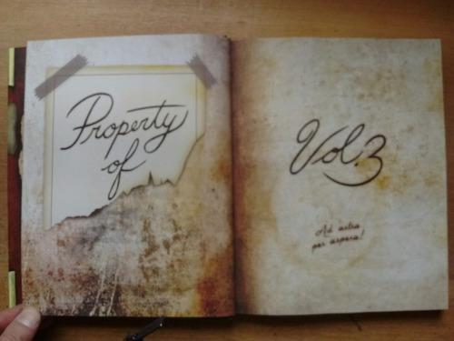 diario libro gravity falls 3 original numero bolsa regalo !!