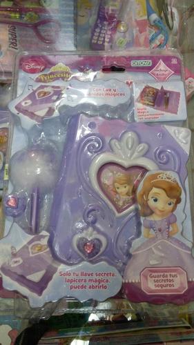 diario mágico princesita sofia