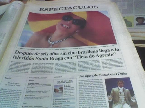 diario perfil 1998 batistuta el heroe