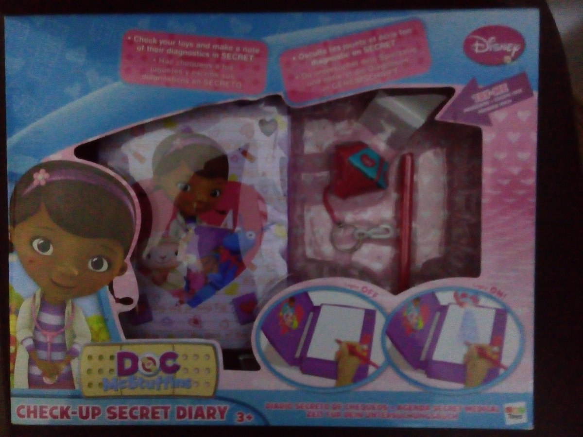 secreto juguete