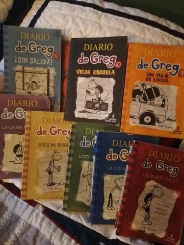 diarios de greg