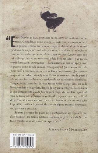 diarios de viaje - matsuo bashô