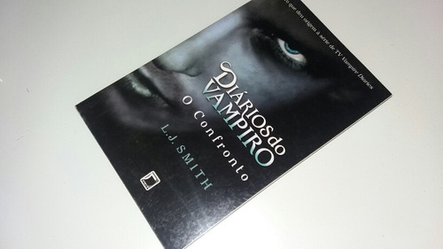 diarios do vampiro - o confronto - l.j.smith